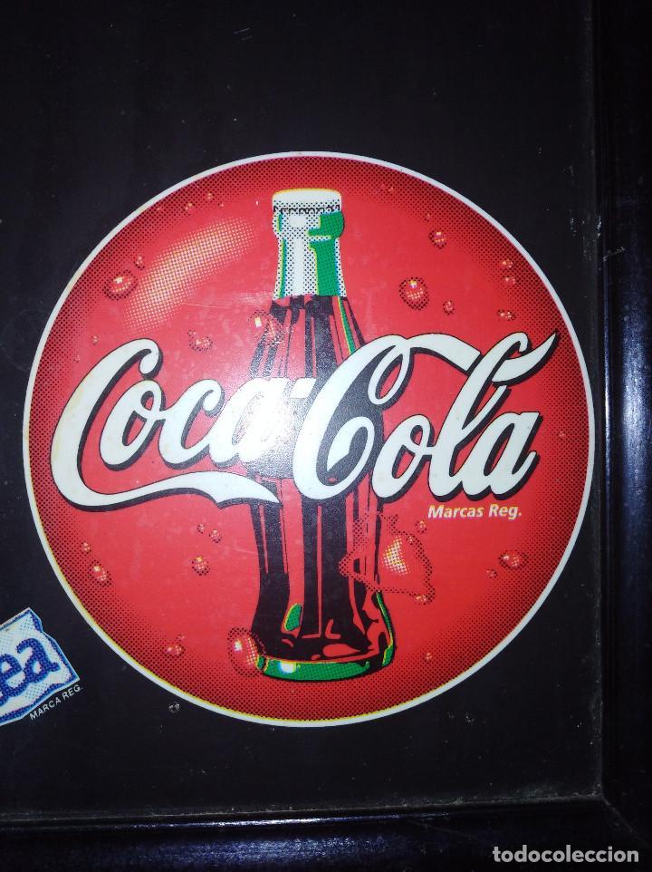 Coleccionismo de Coca-Cola y Pepsi: pizarra coca cola cocacola leer ver envio - Foto 3 - 220572400