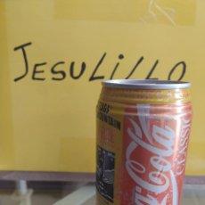 Coleccionismo de Coca-Cola y Pepsi: LATA COCA COLA COCACOLA BATMAN NIGHTS VER FOTOS ESTADO. Lote 221366792