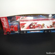 Coleccionismo de Coca-Cola y Pepsi: CAMION COCA COLA. Lote 222227320