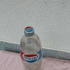 Coleccionismo de Coca-Cola y Pepsi: BOTELLA 1,5 LITROS PEPSI CON TAPÓN. Lote 222498213
