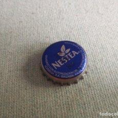 Coleccionismo de Coca-Cola y Pepsi: CHAPA NESTEA 3 (NEWBOX). Lote 222553316
