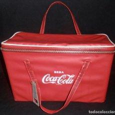 Coleccionismo de Coca-Cola y Pepsi: NEVERA DE COCA COLA, AÑOS 70. Lote 222596538