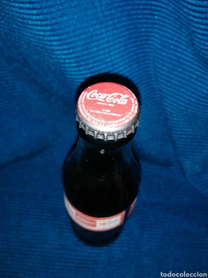 Coleccionismo de Coca-Cola y Pepsi: BOTELLA COCA-COLA OLIMPIADAS BARCELONA 92 CONMEMORATIVA - Foto 5 - 222626438