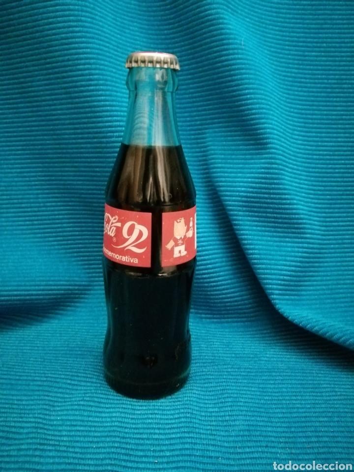 BOTELLA COCA-COLA OLIMPIADAS BARCELONA 92 CONMEMORATIVA (Coleccionismo - Botellas y Bebidas - Coca-Cola y Pepsi)