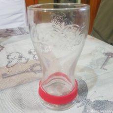 Coleccionismo de Coca-Cola y Pepsi: VASO DE COCA COLA/EURO2012 LLEVA LA PULSERA. Lote 224622607
