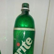 Coleccionismo de Coca-Cola y Pepsi: ANTIGUA BOTELLA DE PLÁSTICO REFRESCO GASEOSAS SPRITE COCA COLA AÑOS 80 Y 90. Lote 226509535