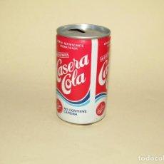 Coleccionismo de Coca-Cola y Pepsi: ANTIGUA LATA BOTE DE CASERA COLA - AÑO 1982. Lote 228618410
