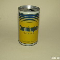 Coleccionismo de Coca-Cola y Pepsi: ANTIGUA LATA BOTE DE CUNNINGTON TÓNICA DE PEPSI COLA - AÑO 1980S.. Lote 228626120