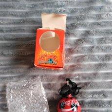 Coleccionismo de Coca-Cola y Pepsi: MINI RADIO BALÓN COCA-COLA. Lote 228936545