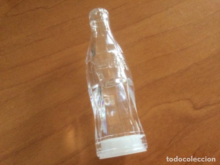 SALERO O PIMENTERO EN BOTELLA DE COCA COLA (Coleccionismo - Botellas y Bebidas - Coca-Cola y Pepsi)