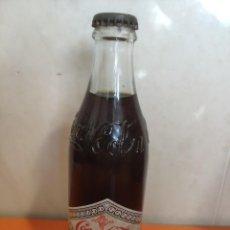 Coleccionismo de Coca-Cola y Pepsi: BOTELLA COCA COLA, CONMEMORATIVA MUNDIAL 82. BEBIDA OFICIAL. CONTIENE 29 CL. 1900-1916. Lote 214004436