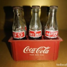 Coleccionismo de Coca-Cola y Pepsi: ANTIGUA CAJA MINIATURA COCA COLA. Lote 235669780
