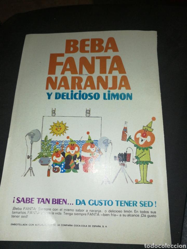 FANTA 1969,ANTIGUA PUBLICIDAD 19X13CM (Coleccionismo - Botellas y Bebidas - Coca-Cola y Pepsi)