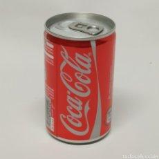Coleccionismo de Coca-Cola y Pepsi: ANTIGUA LATA DE COCA COLA 15CL SIN ABRIR. SERVICIO DE AVIÓN. AÑO 2014.. Lote 237150395