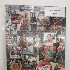 Coleccionismo de Coca-Cola y Pepsi: COCA COLA CUADRO PUZLE.. Lote 237640975