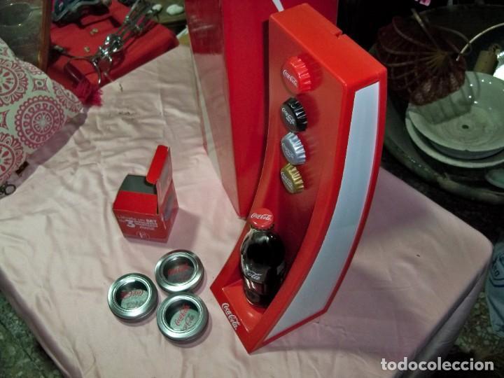 Coleccionismo de Coca-Cola y Pepsi: 2 Artículos de publicidad de COCA COLA en caja, - Foto 3 - 240728165