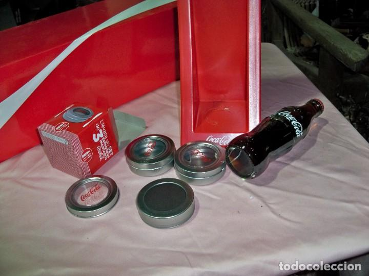 Coleccionismo de Coca-Cola y Pepsi: 2 Artículos de publicidad de COCA COLA en caja, - Foto 4 - 240728165