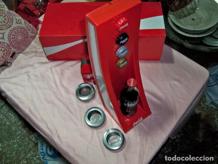 Coleccionismo de Coca-Cola y Pepsi: 2 Artículos de publicidad de COCA COLA en caja, - Foto 7 - 240728165