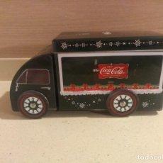 Coleccionismo de Coca-Cola y Pepsi: CAMION HOJALATA COCA COLA. Lote 241157090