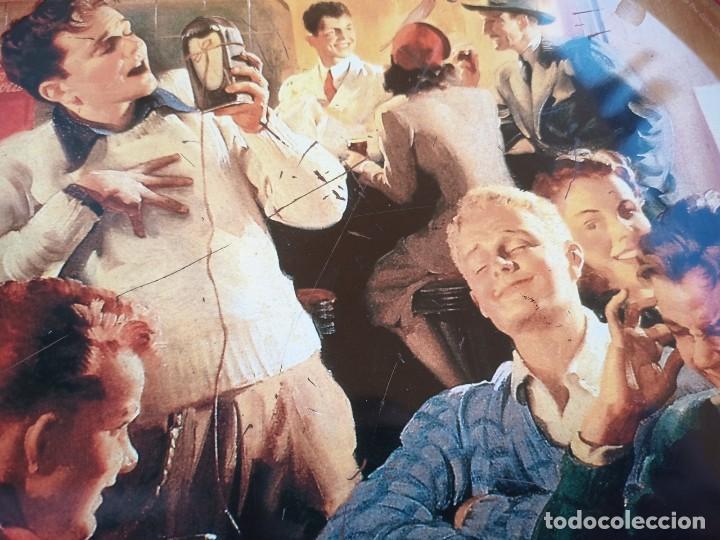 Coleccionismo de Coca-Cola y Pepsi: BANDEJA COCA COLA , BURGER KING , DIAMETRO 27CM - Foto 5 - 241851665