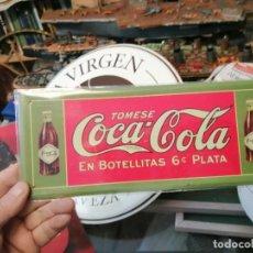 Coleccionismo de Coca-Cola y Pepsi: CHAPA COCA COLA. Lote 243620810