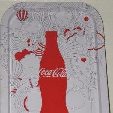 Collectionnisme de Coca-Cola et Pepsi: BANDEJA COCACOLA - METÁLICA - LIQUIDACIÓN POR CIERRE DE PÁGINA. Lote 244164445
