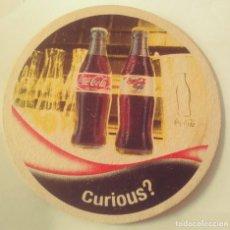 Coleccionismo de Coca-Cola y Pepsi: POSAVASOS DE COCA-COLA. Lote 244847280