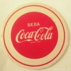 Coleccionismo de Coca-Cola y Pepsi: POSAVASOS DE COCA-COLA. Lote 244847745