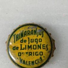 Colecionismo de Coca-Cola e Pepsi: ANTO CHAPA CORONA DE TRINARANJUS CORCHO. Lote 245089890