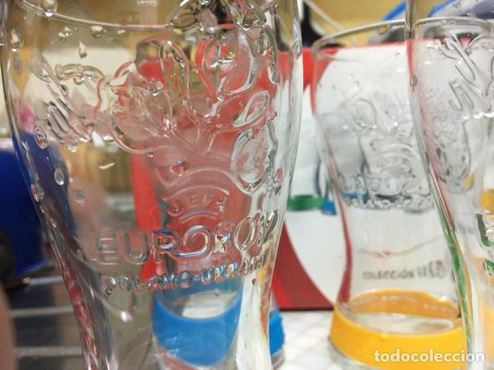 Coleccionismo de Coca-Cola y Pepsi: Colección VASOS COCA-COLA MCDONALDS 2012 - Foto 3 - 246744990