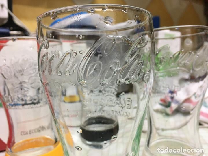 Coleccionismo de Coca-Cola y Pepsi: Colección VASOS COCA-COLA MCDONALDS 2012 - Foto 4 - 246744990