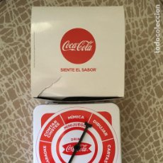 Coleccionismo de Coca-Cola y Pepsi: JUEGO COCA COLA. Lote 248165055