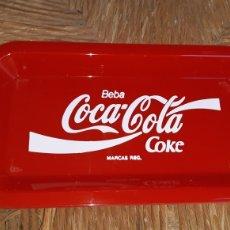 Coleccionismo de Coca-Cola y Pepsi: BANDEJA PARA CAMBIO COCACOLA AÑOS 70. Lote 277197463