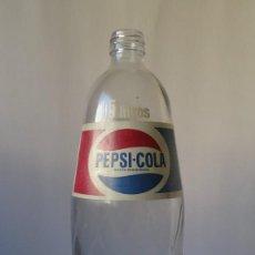 Coleccionismo de Coca-Cola y Pepsi: BOTELLA DE PEPSI COLA / 1,5 LITROS / SERIGRAFIADA /(AÑOS 60). Lote 249182780