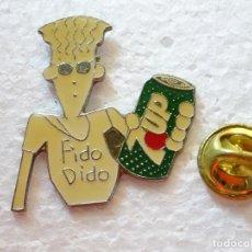 Collectionnisme de Coca-Cola et Pepsi: PIN DE BEBIDAS. SEVEP UP 7UP. FIDO DIDO. Lote 251356190