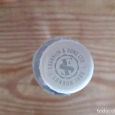 Collezionismo di Coca-Cola e Pepsi: CHAPA TAPÓN CORONA DE MALLORCAN TONIC WATER, FRANKLIN & SONS LTD, LONDON 1886. TÓNICA MALLORCA.. Lote 251985545
