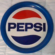 Coleccionismo de Coca-Cola y Pepsi: BANDEJA METÁLICA PEPSI METALINAS. S. A.. Lote 252022190