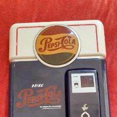 Coleccionismo de Coca-Cola y Pepsi: PEPSI COLA - TELEFONO DE PARED AÑOS 80 USA - EN FUNCIONAMIENTO.. Lote 254337295