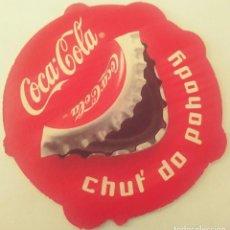 Coleccionismo de Coca-Cola y Pepsi: POSAVASOS DE COCA-COLA. Lote 254672275