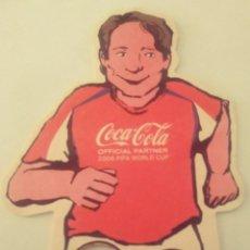 Coleccionismo de Coca-Cola y Pepsi: POSAVASOS DE COCA-COLA. Lote 254672370