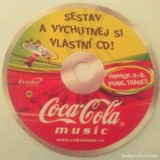 Coleccionismo de Coca-Cola y Pepsi: POSAVASOS DE COCA-COLA. Lote 254672520