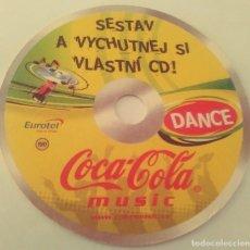 Coleccionismo de Coca-Cola y Pepsi: POSAVASOS DE COCA-COLA. Lote 254675140