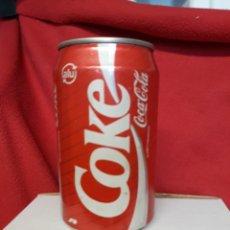 Coleccionismo de Coca-Cola y Pepsi: BOTE DE REFRESCO COCA COLA. Lote 254701480