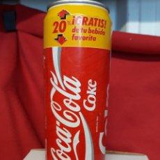 Coleccionismo de Coca-Cola y Pepsi: BOTE DE REFRESCO COCA COLA. Lote 254701840