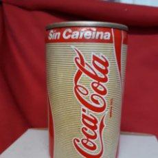 Coleccionismo de Coca-Cola y Pepsi: BOTE DE REFRESCO COCA COLA. Lote 254703800
