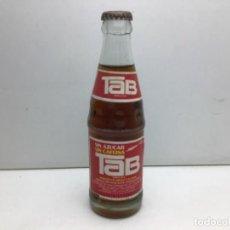 Coleccionismo de Coca-Cola y Pepsi: BOTELLA TAB COCA COLA ETIQUETAS DE PAPEL. Lote 260857385
