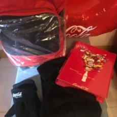 Coleccionismo de Coca-Cola y Pepsi: ES UN LOTE DE ARTICULOS DE COLECCION COCA COLA VARIADOS Y SIN ESTRENAR.. Lote 262003315
