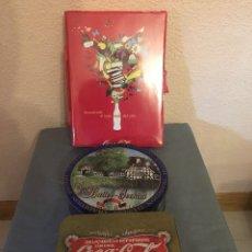 Coleccionismo de Coca-Cola y Pepsi: LATA Y ESTUCHE DE LA COCA COLA .. Lote 262003915