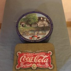 Coleccionismo de Coca-Cola y Pepsi: LATAS PARA COLECCIONAR. Lote 262004090