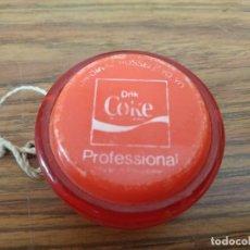Coleccionismo de Coca-Cola y Pepsi: YO-YO RUSSELL COCACOLA PROFESIONAL. Lote 265186849
